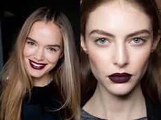 berry lips dark