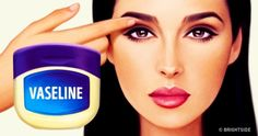 That's right, in this article we're going to show you 20 incredible things you can do with Vaseline. Vaseline is a natural and safe product, and it has many health benefits for your skin, nails, an… Beauty Care, Beauty Skin, Health And Beauty, Beauty Secrets, Beauty Hacks, Petroleum Jelly, Unwanted Hair, Body Treatments, Tips Belleza