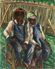Malvin Gray Johnson's Striking Portraits of African Americans Made Him One of Most Acclaimed Artists of the Harlem Renaissance. Learn His Artist Story Here | artnet News