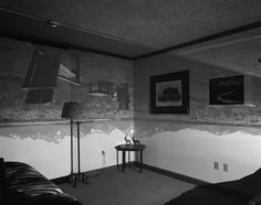 Camera Obscura Image of the Grand Tetons in Resort Room, 1997 http://www.abelardomorell.net/