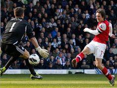 Tomas Rosicky brace earns Gunners three points despite Per Mertesacker red card (West Brom 1-2 Arsenal)