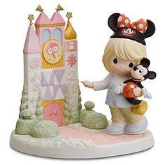 it's a small world Precious Moments Figurine