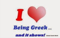 Happy Valentine's Day! We ♥ Being Greek.. and it shows! http://globalgreekworld.blogspot.gr/2014/02/happy-valentines-day-we-being-greek-and.html