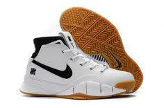 edbdab9594c9 Undefeated x Nike Kobe 1 Protro  White Gum  For Sale