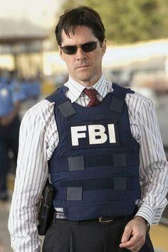 Criminal Minds - Aaron Hotchner aka Thomas Gibson