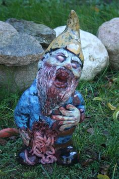 Seymore Guts Zombie Gnome by RevenantFX on Etsy, $60.00
