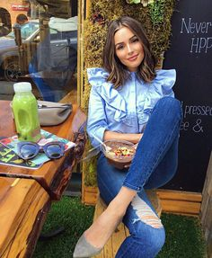 14 Things to Know About Our Style Crush Olivia Culpo - Alles über Damenmode Look Fashion, Fashion Beauty, Fashion Outfits, Womens Fashion, Summer Outfits, Casual Outfits, Cute Outfits, Casual Dresses, Summer Dresses