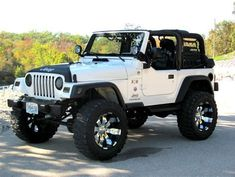 Image result for 2006 lifted jeep wrangler