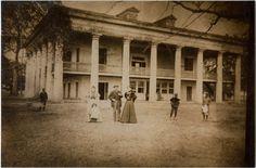 Caption:  Home Place Plantation in St. James Parish