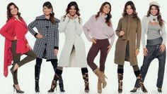 Blusa Femininas Moda para todo Inverno