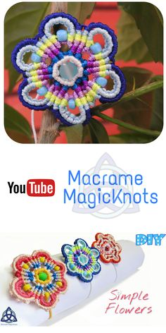 • In this Macrame tutorial video you will see How To Make Simple Macrame Flower Tutorial/DIY • Follow each step DIY and in just 20 min you will have perfect gift for someone you love or for yourself. #flower #DIY #DIYflower #simpleflower #howtomakeflower #simpleflowertutorial #tutorial #macrame #macrametutorial #crafty #craft #handmadeflower #floweridea #springflowers #flowercraft #craftidea #uradisam #flowergift