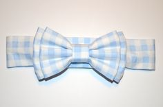 This adorable bow tie is perfect for any occasion! Bow tie attaches around the neck with Velcro making it adjustable for longer wear!