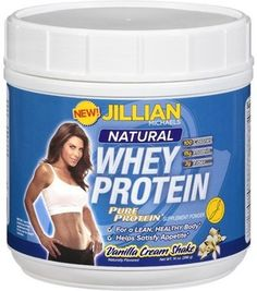 Review: Jillian Michaels Whey Protein Powder - National weight loss | Examiner.com