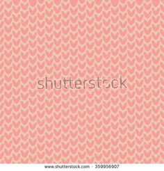 #Effect #pullover. The pattern of hearts. The vector for the day of lovers. Valentine's Day. Vector illustration. Happy valentines day cards. Pink color.
