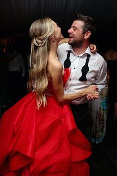 #redweddingdress #redverawang See more here http://www.love4wed.com/red-wedding-dress-vera-wang/