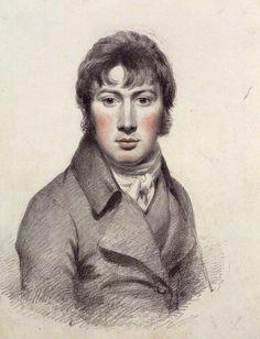 Self-Portrait, ca. 1799, John Constable ( English 1776-1839)