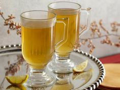 Get Rum Hot Toddy Recipe from Cooking Channel