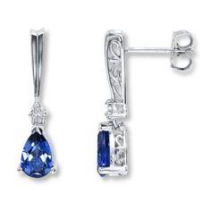 78ef294f1 Kay jewelers Wedding Day Jewelry, Wedding Earrings, Sea Glass Jewelry, Ear  Jewelry,