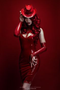 Red Liquorice by Ophelia-Overdose on @DeviantArt