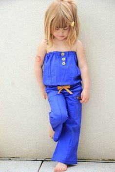 Little girl romper. Little girl jumper. Little fashionista. Fashion Kids, Toddler Fashion, Little Girl Outfits, Little Girl Fashion, Kids Outfits, Look Girl, Little Fashionista, My Baby Girl, Kind Mode