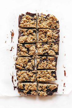 Raw Salted Chocolate Snack Bars