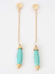 Altar'd State Egyptian Dangle Earrings