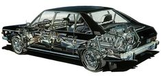 Enjoy Car, Greenhouse Gases, Cars And Motorcycles, Vintage Cars, Hot Rods, Cutaway, Vehicles, Park, Sport Cars