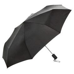 Travel Smart Umbrella Black