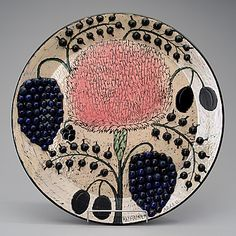 View A DISH by Birger Kaipiainen on artnet. Browse upcoming and past auction lots by Birger Kaipiainen. Pottery Plates, Ceramic Plates, Ceramic Pottery, Pottery Art, Ceramic Painting, Ceramic Artists, Contemporary Ceramics, Art Plastique, A Table