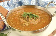 Prepara una rica sopa de lentejas al curry y disfruta este invierno con un toque original. Conoce aquí los pasos de preparación.