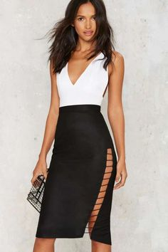 Love on the Side Mini Skirt - What's New