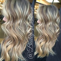 Highlights and lowlights for a fresh, fun, natural look!