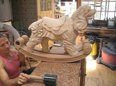Carving Studio Tim Racer