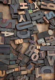 letterpress prettiness