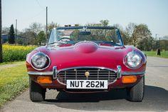 1973 Jaguar E-Type Series III V12 Roadster - Silverstone Auctions