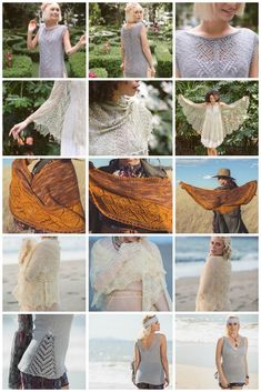 Get 'Em While They're Hot: Your 5 Top Summer Knits from Interweave Knits! Plant Fibres, Summer Knitting, Summer Tops, Cold Weather, Knits, Lace Skirt, Knitwear, Knitting Patterns, The Past