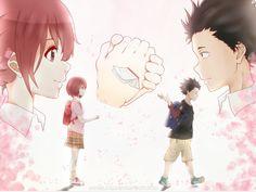 Sad Anime, Anime Manga, Anime Art, A Silent Voice, The Voice, Koe No Katachi Anime, Voices Movie, Animes On, Kawaii Cosplay
