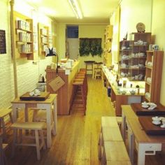 Tea-Drunk NYC  Traditional Chinese tea house featuring only teas from the true origins - the specific location where a specific tea is the best.  This is t...