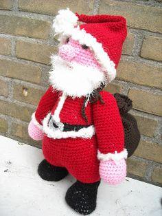 1000 Images About Kerst Haken On Pinterest Haken