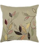 RugStudio presents Rizzy Pillows T03876 Sage / Green