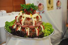 Masový dort. :)