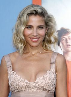 Elsa Pataky at the 2015 premiere of 'Vacation'. http://beautyeditor.ca/2015/08/01/best-celebrity-beauty-looks-abbey-lee-kershaw