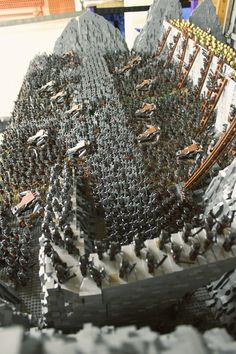 LEGO Battle of Helms Deep