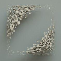 dayellowdrips:  Algorithms texture - Giuseppe Randazzo