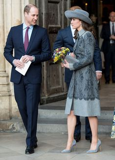 The Duke and Duchess of Cambridge - Prince William and Kate Middleton Kate Middleton Prince William, Prince William And Catherine, William Kate, Duchess Kate, Duke And Duchess, Duchess Of Cambridge, Queen 90th Birthday, Prince George Alexander Louis, Princess Charlotte