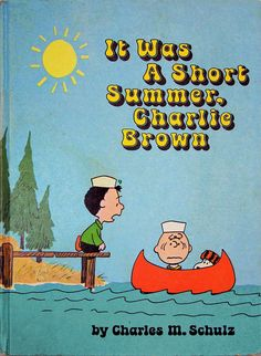 I remember most of the Peanuts books I had, but this is one I can't remember whether I had or not.