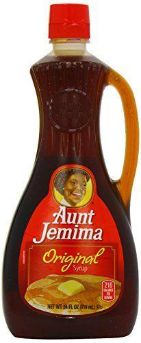 Aunt Jemima Original Syrup, Regular-24 oz Aunt Jemima http://www.amazon.com/dp/B0005ZZADW/ref=cm_sw_r_pi_dp_NTVKvb1Z27W9K