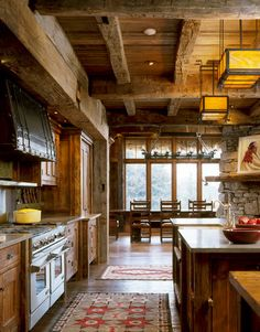 Rustic Houses Design, Pictures, Remodel, Decor and Ideas - page 11