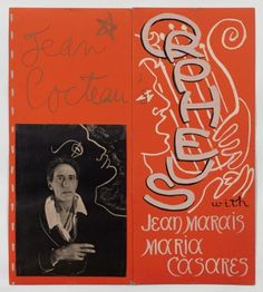 Jess Collins, Jean Cocteau's Orpheus, 1957, mixed media on board