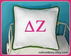 delta zeta #sorority  calicodaisy.etsy.com